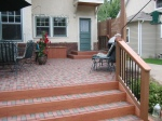 VAST composite deck pavers - Minneapolis